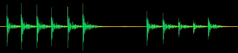 Freesound 01801 by robinhood76 for Door knocking sound