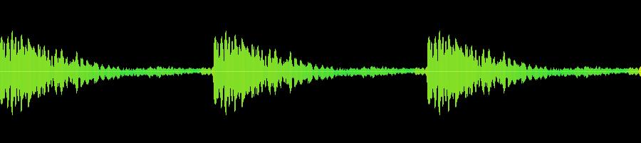 Sonar Ping Repeat 3
