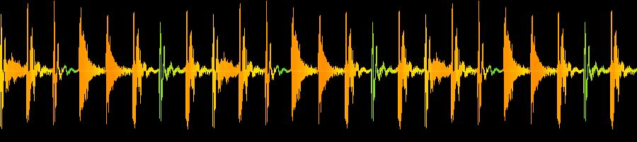 drum pattern - loop