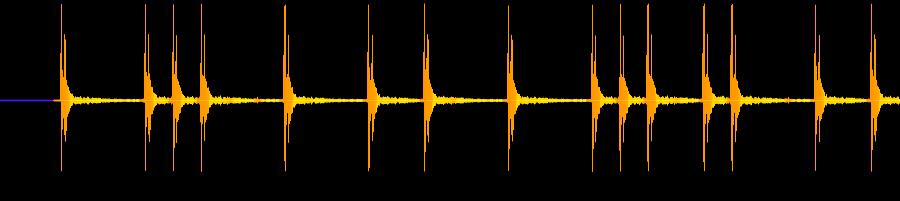 Percussion Loop 128 bpm