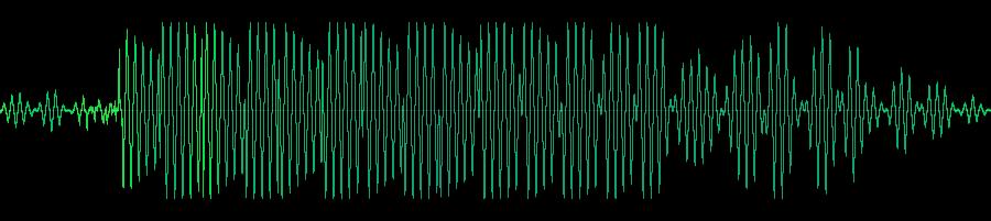 Atari style vibration 4