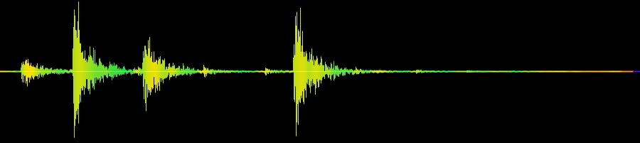 Freesound knocking by adam n for Door knocking sound