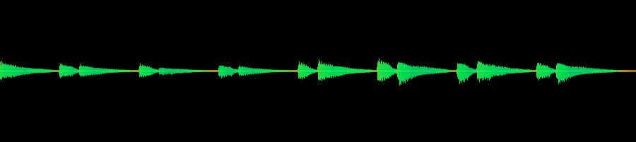 Freesound 20161229 Piano Chord Sequence C Dmin A7 Dmin Emin B7