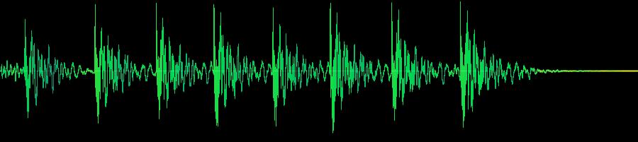 Freesound knocking on door indoor mixed by for Door knocking sound