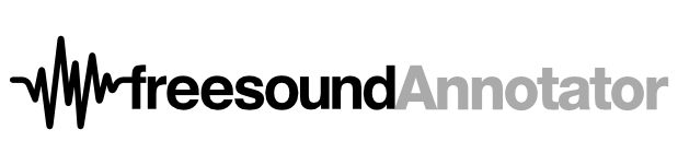 Freesound Annotator